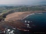 Playa Salvaje. Uribe Kosta. Euskadi. Foto Willy Uribe