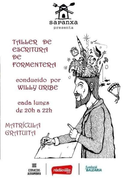 Taller de escritura de Formentera